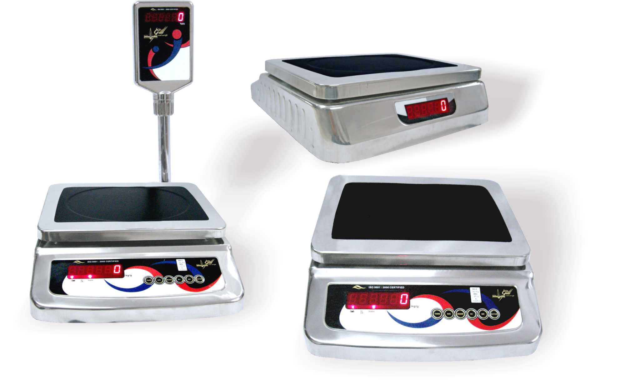 - Electronic Weighing Scales, Weighing Machines and