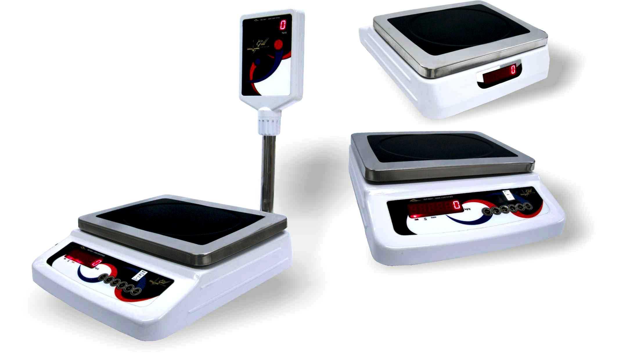 Weighing - Electronic Weighing Scales, Weighing Machines